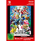 Super Smash Bros. Ultimate + 12 Monate Switch Online Limited Edition | Nintendo Switch - Download Code