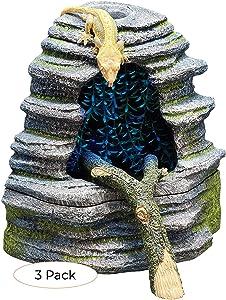 Zilla Spring Cave Reptile Decor (Thr?? ???k)
