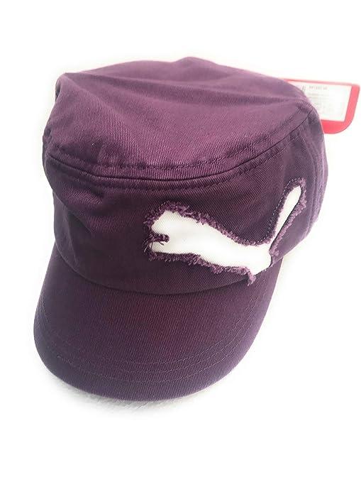 Puma Adults Unisex Clairmont Military Cap One Size 841443 49