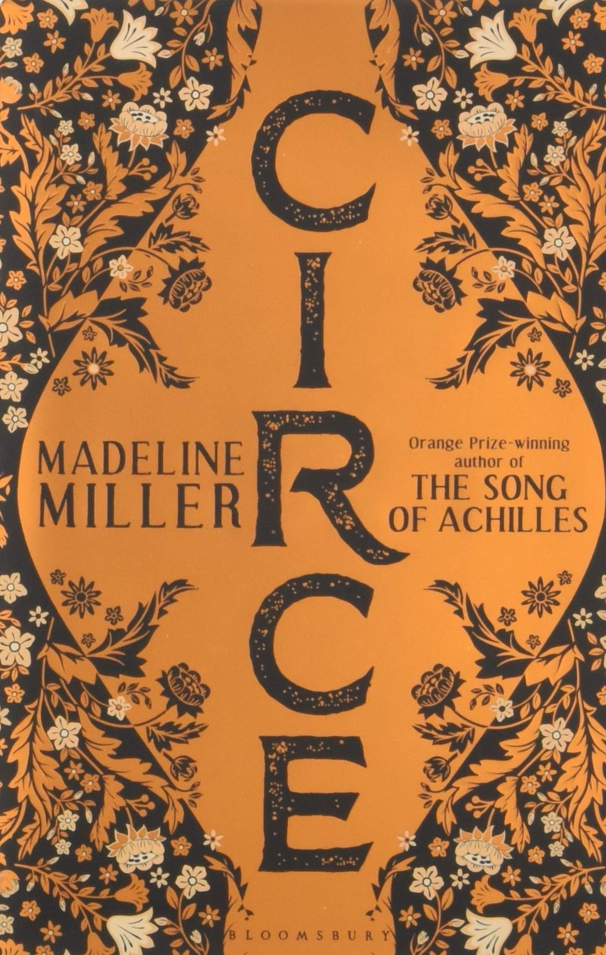 Circe: The International No. 1 Bestseller - Shortlisted for the Women's  Prize for Fiction 2019: Amazon.co.uk: Miller, Madeline: 9781408890080: Books