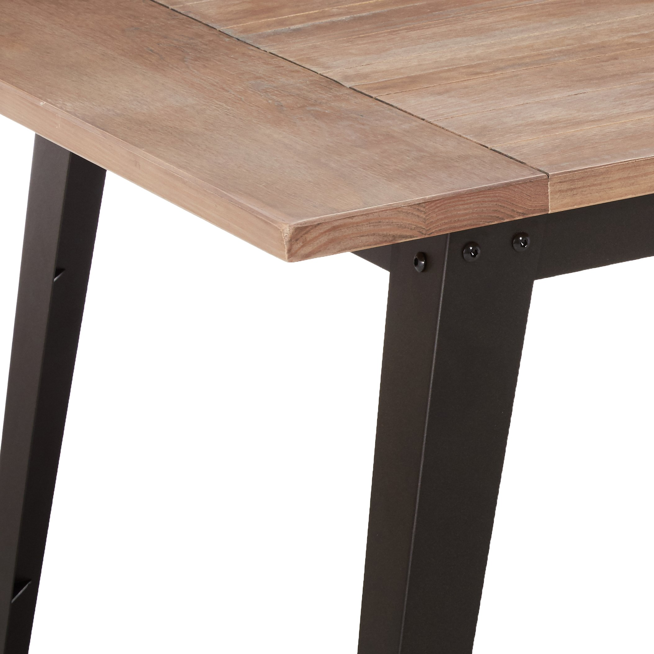 Zinus Donna Wood and Metal Dining Table by Zinus (Image #6)