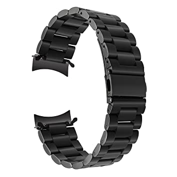 TRUMiRR Samsung Gear S3 Reloj Correa, 22mm Banda de Reloj Milanese Loop Correa magnetica de Bloqueo para Samsung Gear 2 R380 R381 R382, Moto 2 360 ...