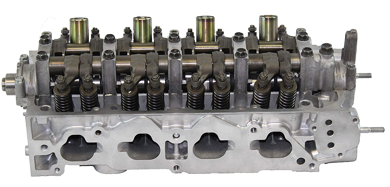 Remanufactured Honda Civic VTEC 1.7 SOHC Cylinder Head Complete Cast# PLE//PMR