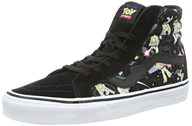 1b06523fdb Vans Unisex Shoes Sk8-Hi Reissue Buzz Lightyear Disney Pixar Toy Story  Sneakers (5