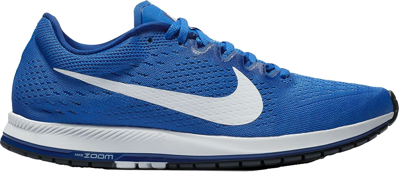 c5b0c377951d1 Nike Men s Zoom Streak 6 Track and Field Shoes - Blue White
