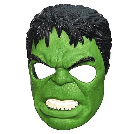 b3ab005bfbf Amazon.com  Marvel Avengers Age of Ultron Hulk Mask  Toys   Games