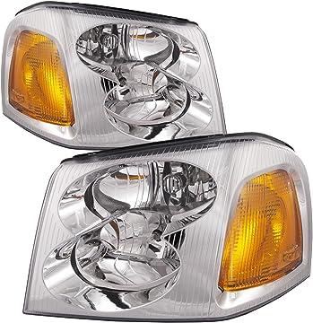 81mft6migUL._AC_UL360_SR360360_ amazon com gmc envoy replacement headlight assembly 1 pair