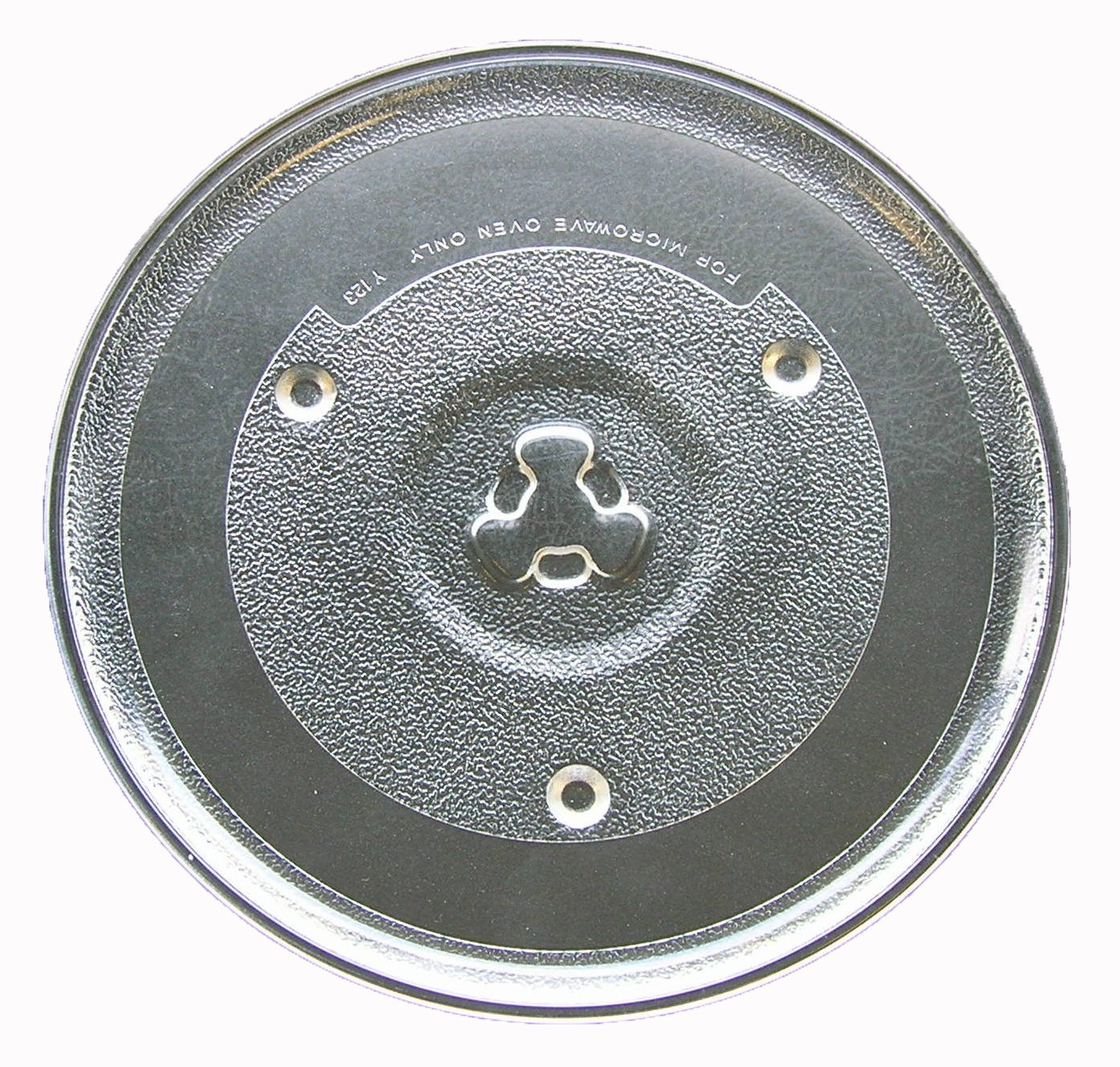 "Hamilton Beach Microwave Glass Turntable Plate / Tray 10 1/2"""