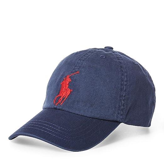 Amazon.com  RALPH LAUREN Boys Polo Big Pony Sports Cap  Clothing 7fafd877fac