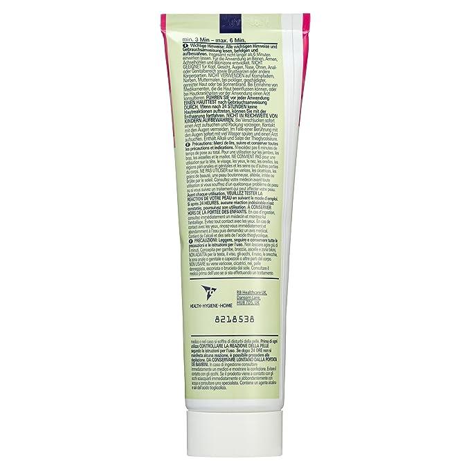 Veet depilación crema para la piel seca, 1 pieza: Amazon.es: Salud y cuidado personal