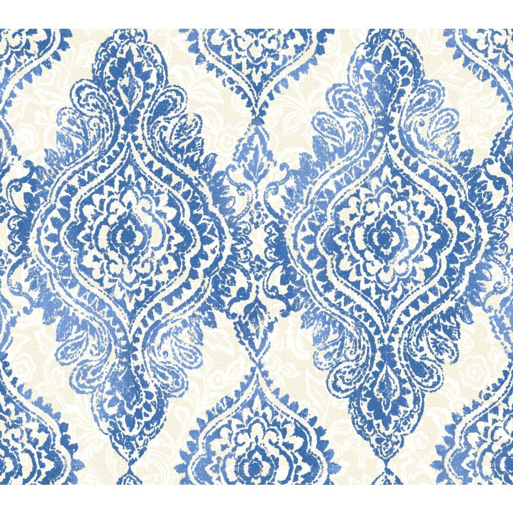 York Wallcoverings Wallpap Her Boho Chic Wallpaper