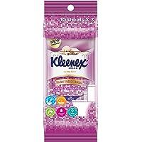 Kleenex Ultra Soft Moist Toilet Tissue, 10 count (Pack of 3)