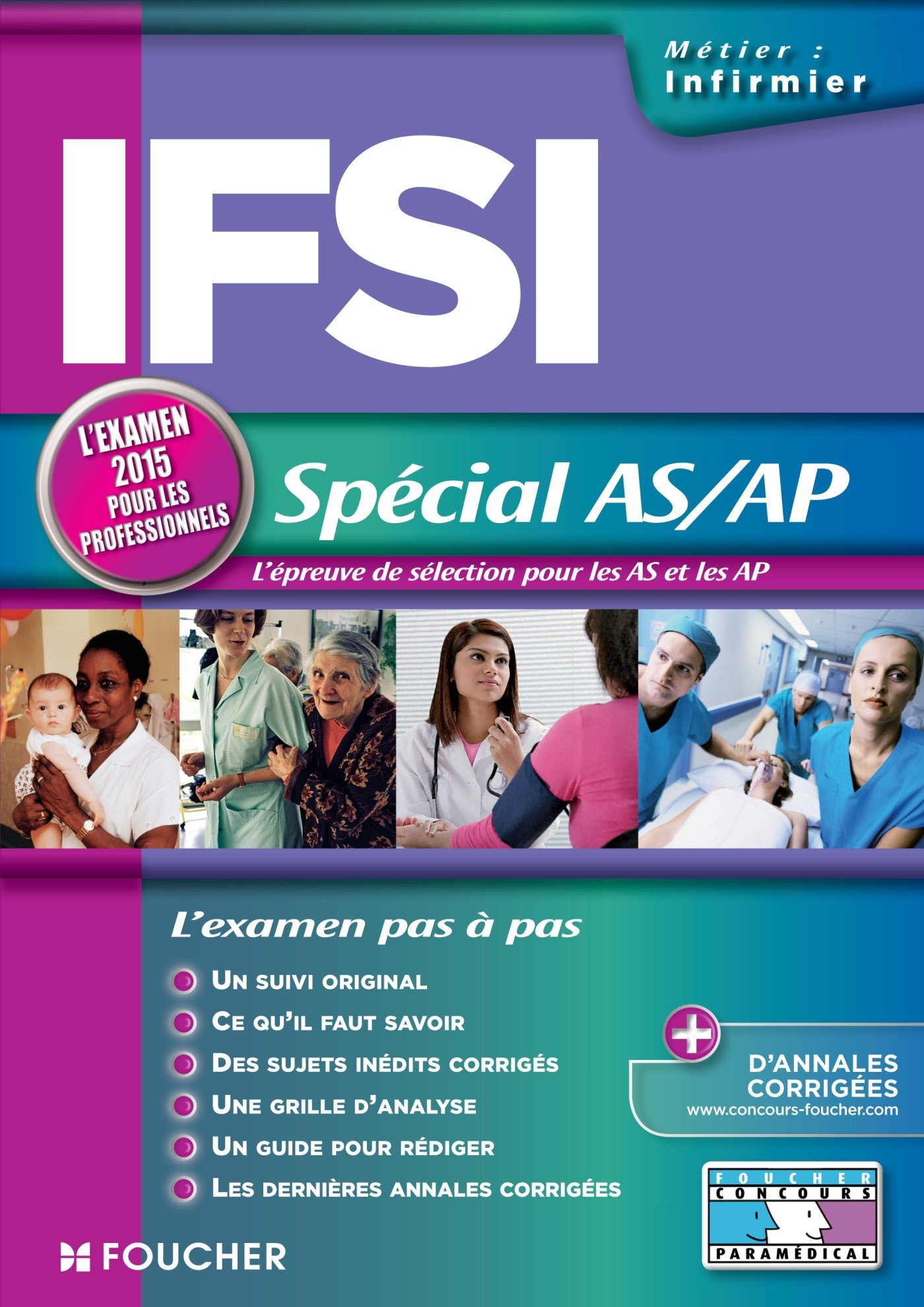 Amazon fr - IFSI Spécial AS/AP - Examen 2015 - Nº18 - Denise