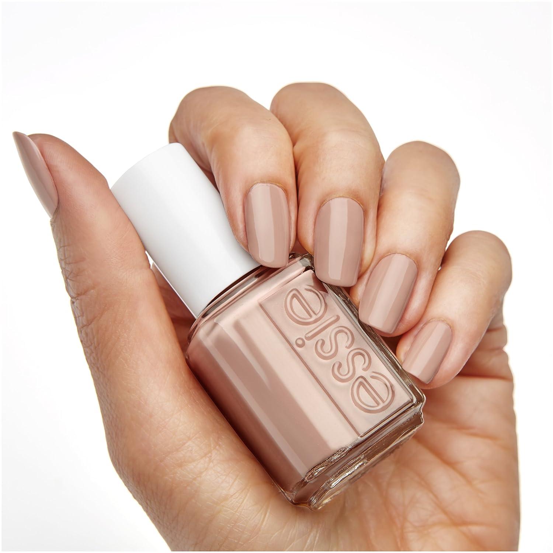 Amazon.com: essie Nail Polish, Glossy Shine Finish, Wild Nude, 0.46 ...