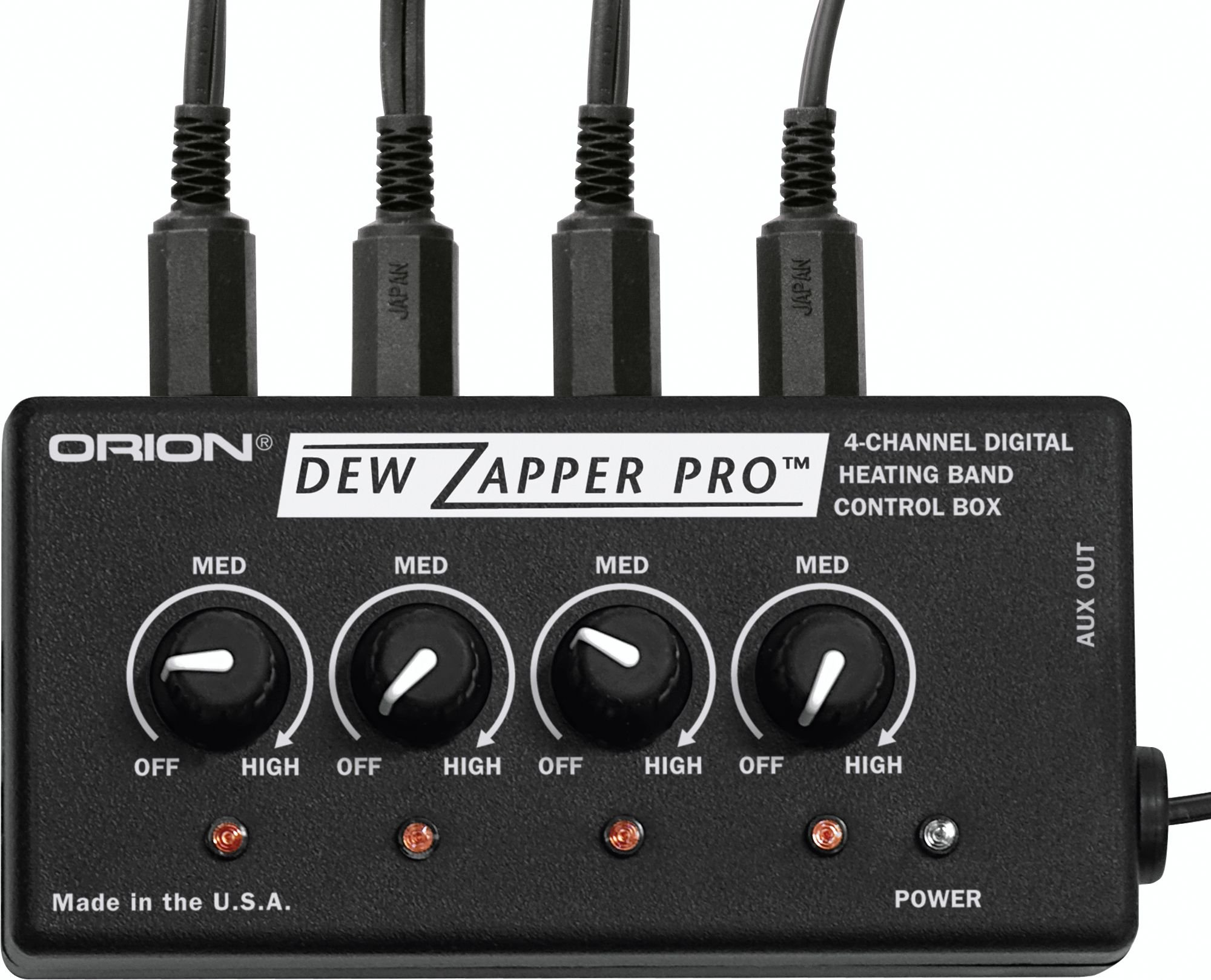 Orion 3517 Dew Zapper Pro 4-Channel Control Module by Orion