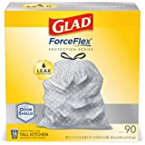 Glad Tall Kitchen Drawstring Trash Bag - 13 Gallon