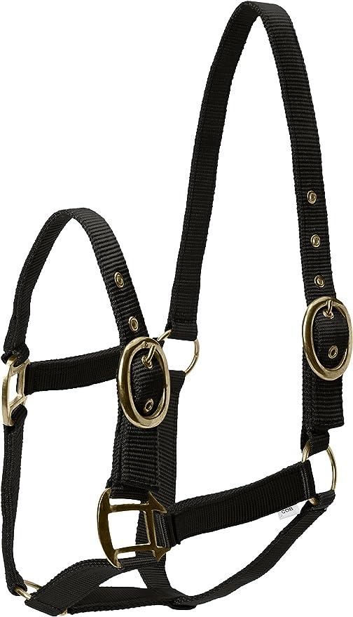 Snowhill Horses Nylon Head Collar