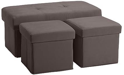 Epic mobili pezzi set di tavolo e sedie pieghevoli contenitore