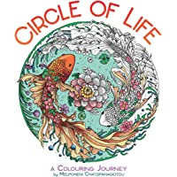 Circle of Life: A Colouring Journey