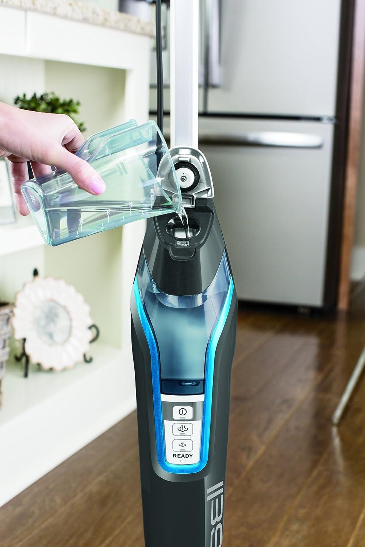 Bissell Mopa a Vapor, 1600 W, 0.56 litros, Aluminum, Azul, Titanio ...