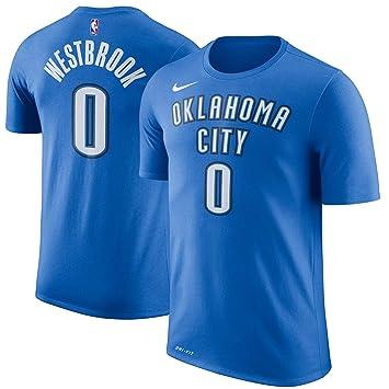 detailed look f7737 6b68f Amazon.com : Nike Russell Westbrook Oklahoma City Thunder ...