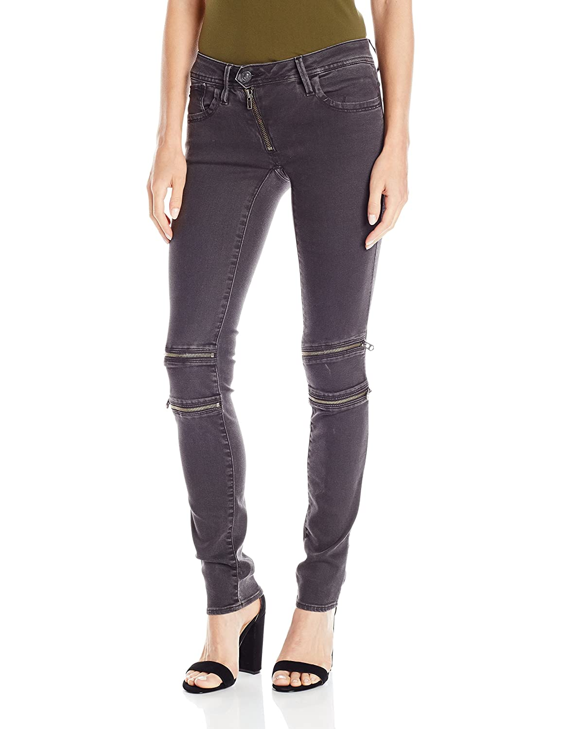 G-STAR RAW Damen Jeanshose Lynn Custom Mid Skinny Co