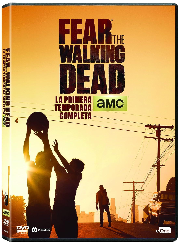 Fear The Walking Dead Temporada 1 Dvd Non Usa Format Movies Tv