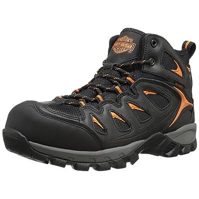 Harley-Davidson Men's Woodridge Waterproof Hiker CT: Shoes