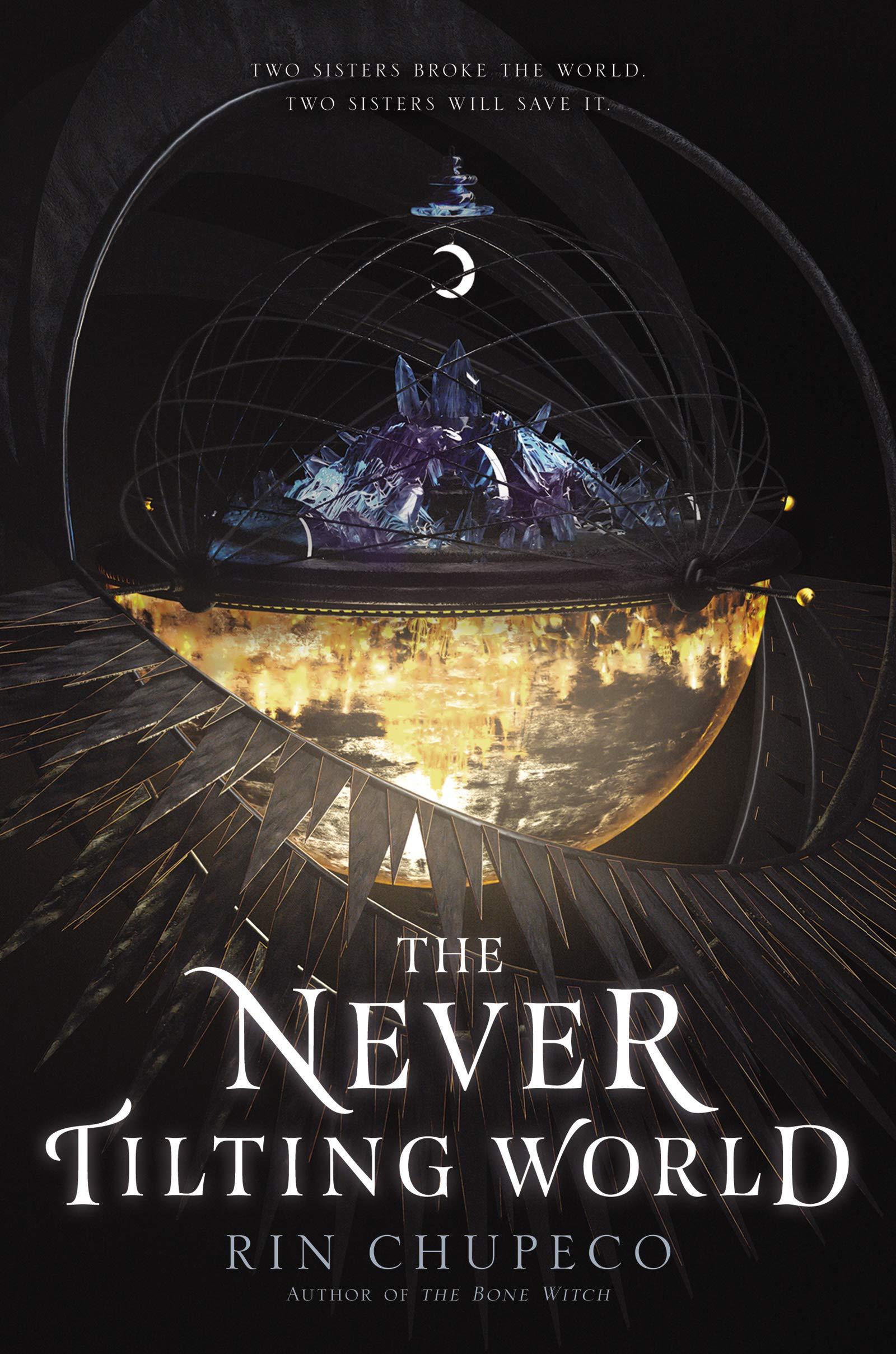 Amazon.com: The Never Tilting World (Never Tilting World, 1)  (9780062821799): Chupeco, Rin: Books