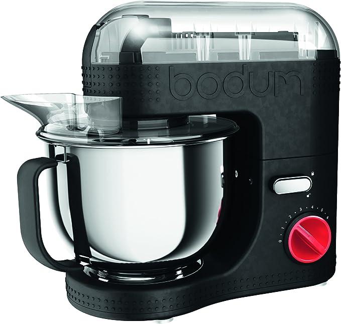 Bodum Bistro Robot de Cocina, 700 W, 4.7 litros, 6 Velocidades, Negro: Amazon.es: Hogar