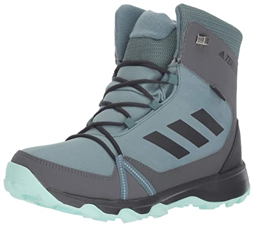 NBA Adidas Outdoor Unisex Terrex Snow CP CW K, Clear Mint