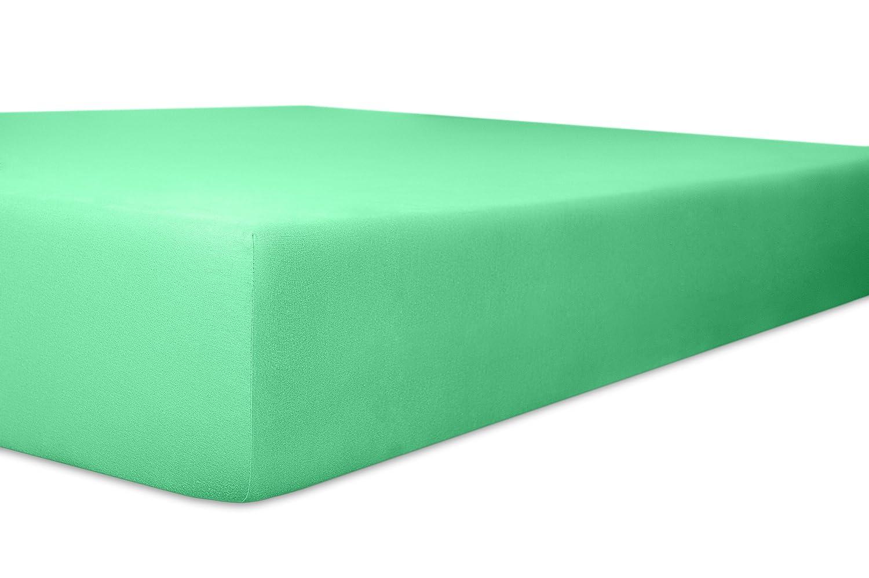 Spannbetttuch Easy Stretch 90- 100 x 190- 220, Kneerfarben:48 karmin