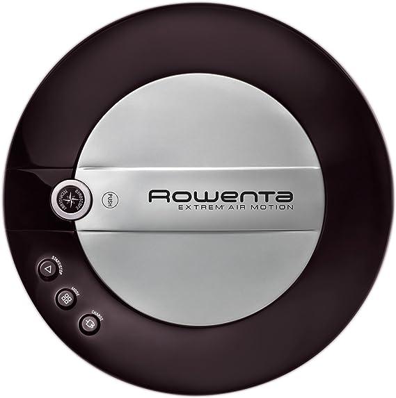 Rowenta Extreme Air Motion Iconic Black - Robot aspirador (flujo ...