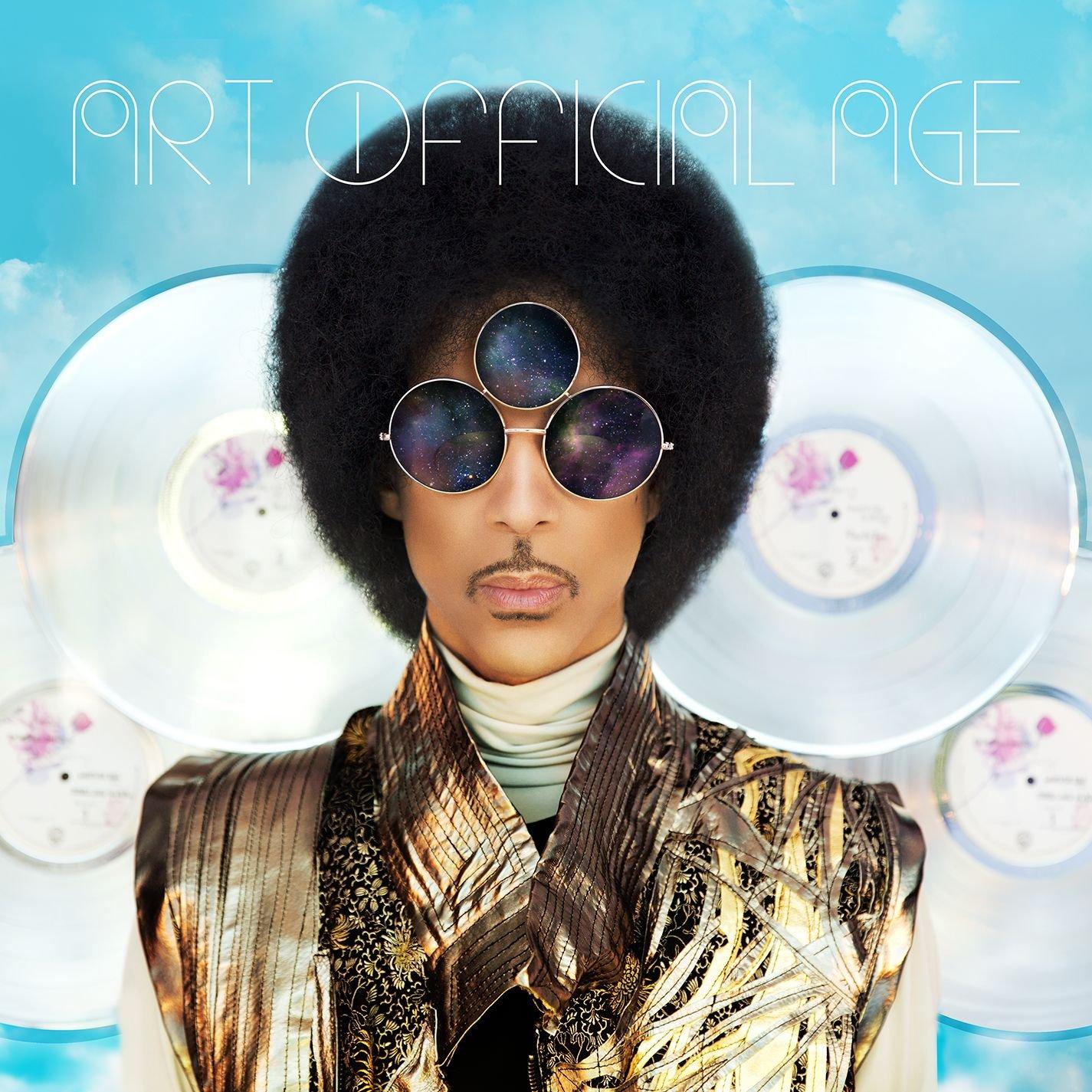 Resultado de imagen de prince art official age