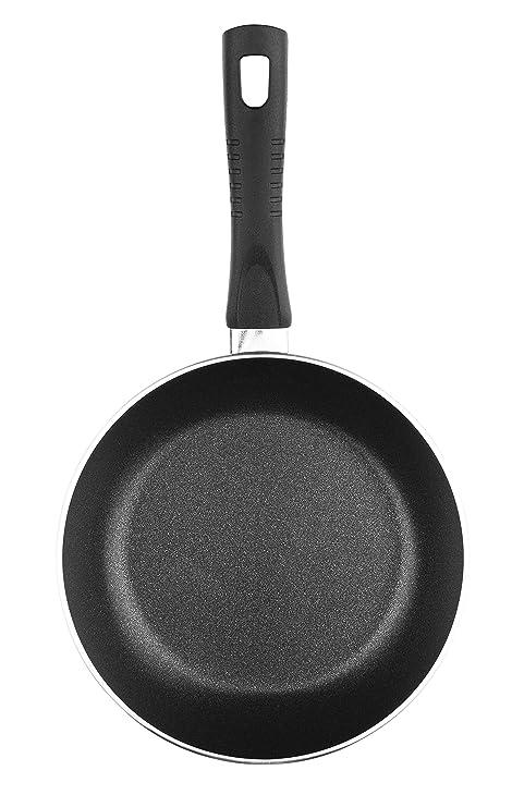 Ballarini New Siena-Sartén Baja, 16 cm, Compuesto, Negro: Amazon.es: Hogar