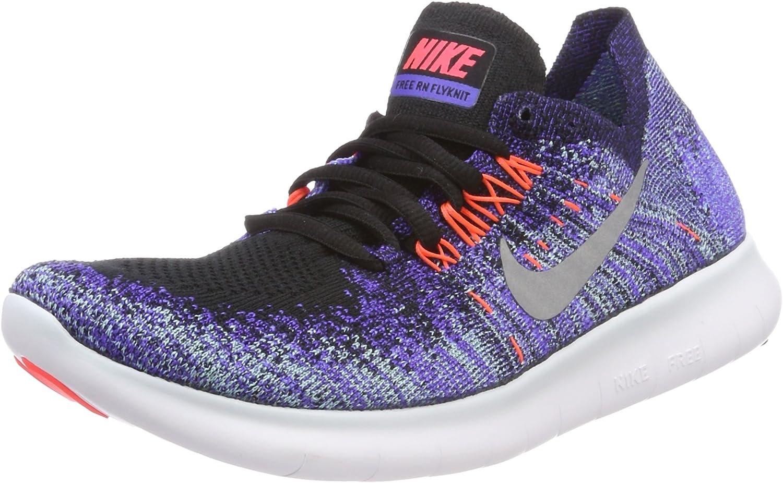 Nike Free RN Flyknit 2017, Zapatillas de Running para Mujer ...