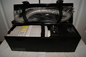 Atrix VACOMEGAH Omega Plus HEPA Abatement Vacuum. Portable, Quiet,Dry Particulate
