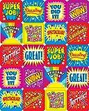 Carson Dellosa Positive Words Motivational Stickers (0625)