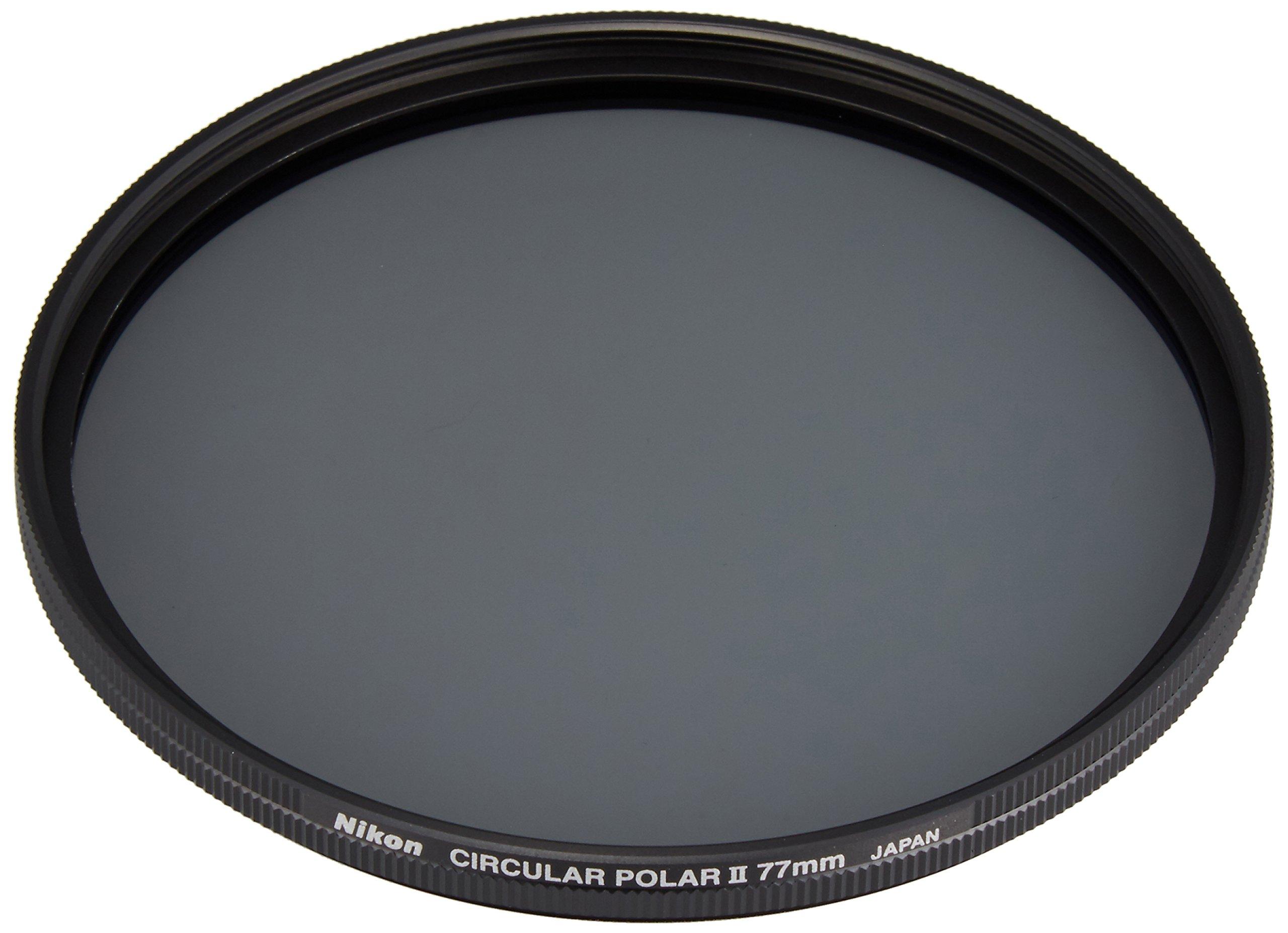 Nikon 77 mm Circular Polar II Filter by Nikon