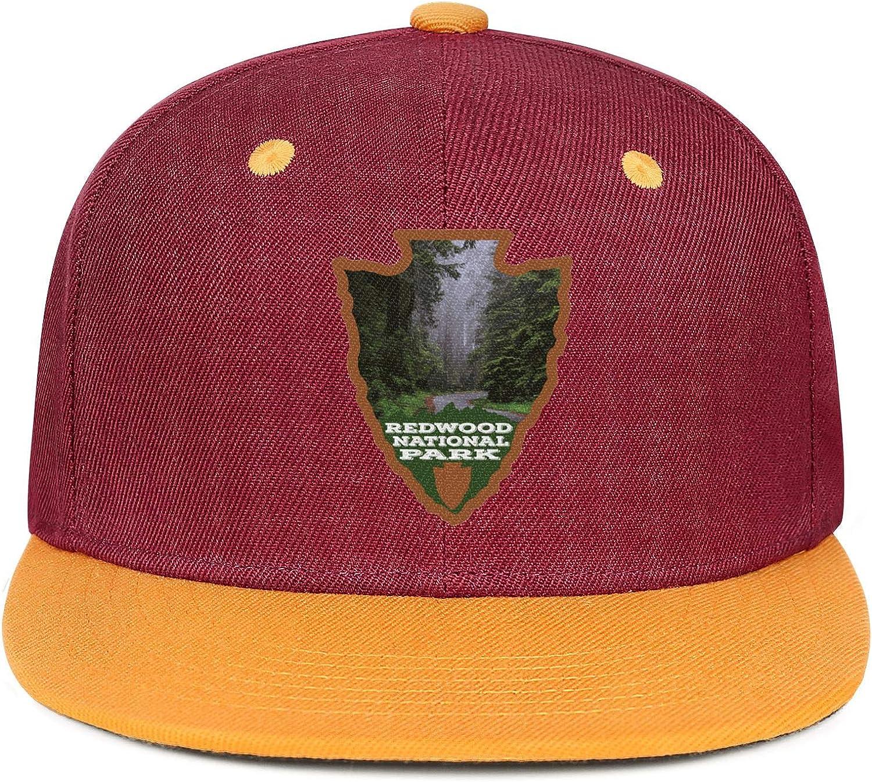 Sunshade Hat Rocky Mountain National Park Adjustable Unisex Hip Hop Cool Caps