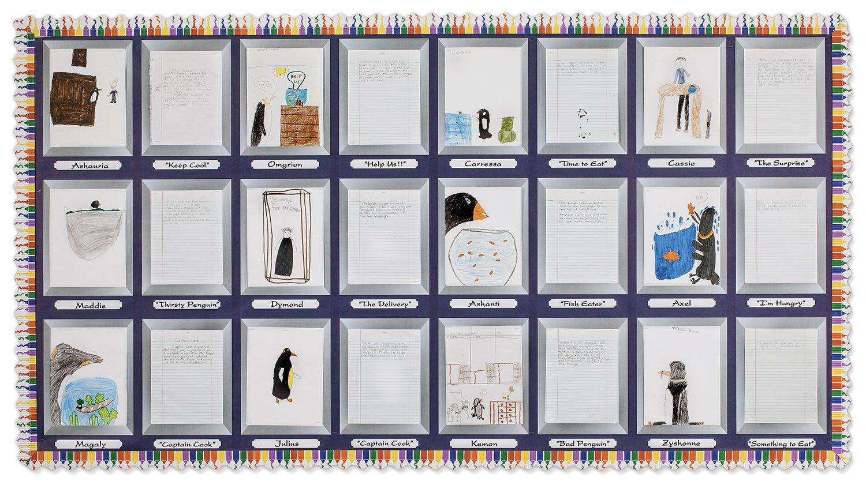 48 x 12 1 Roll Reclaimed Brick Fadeless  Bulletin Board Art Paper