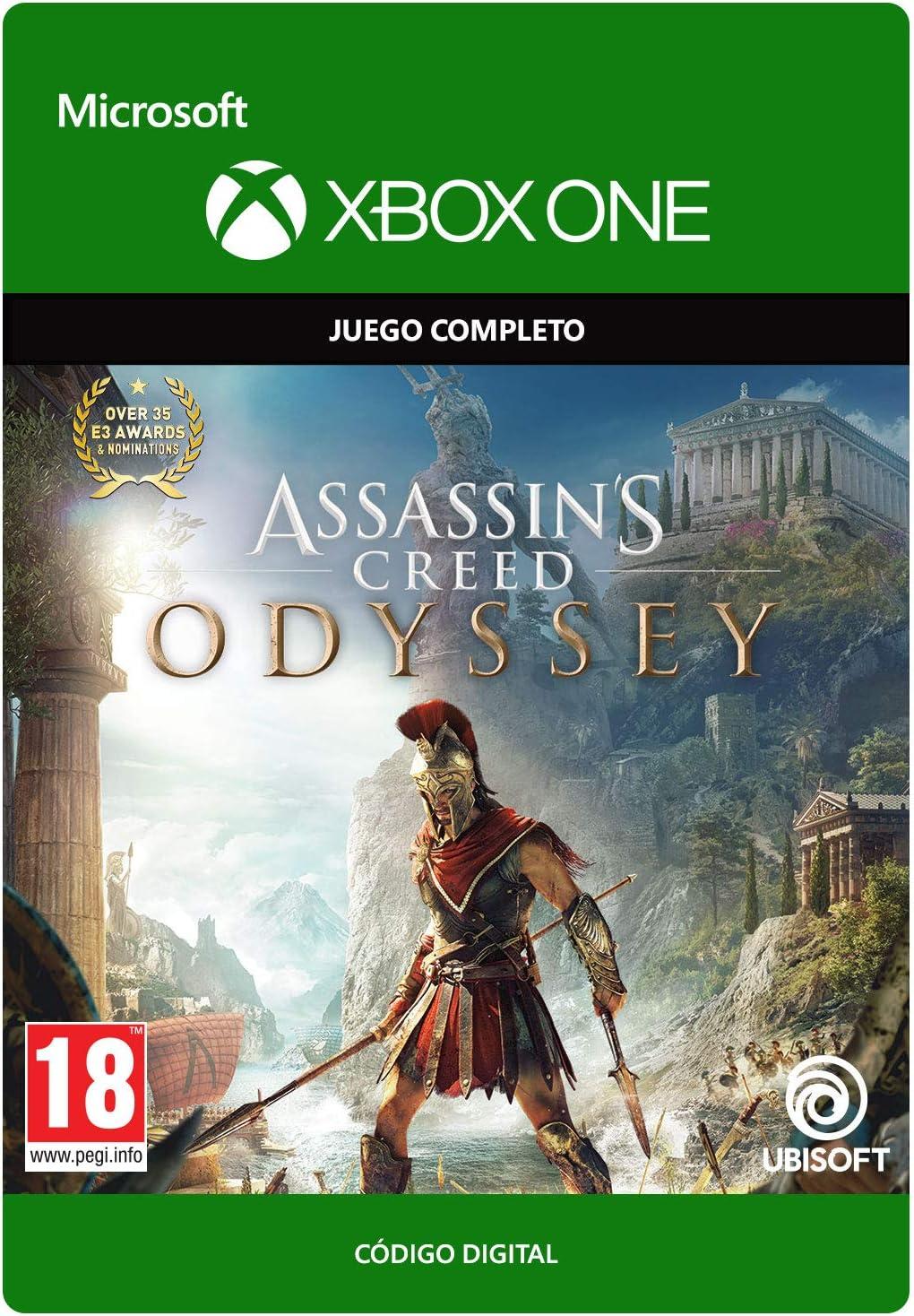 Assassins Creed Odyssey | Xbox One - Código de descarga: Amazon ...
