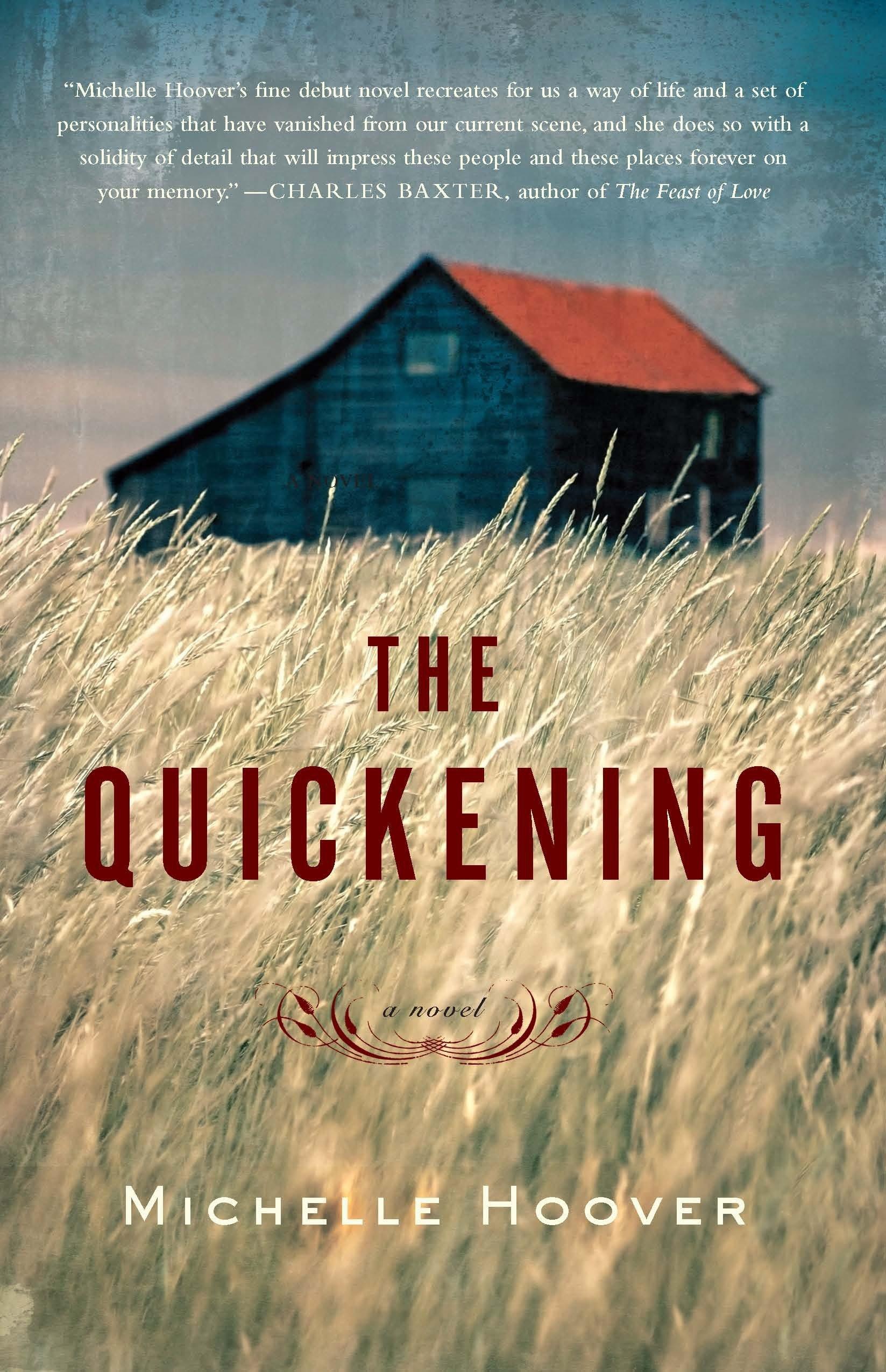 Read Online The Quickening pdf