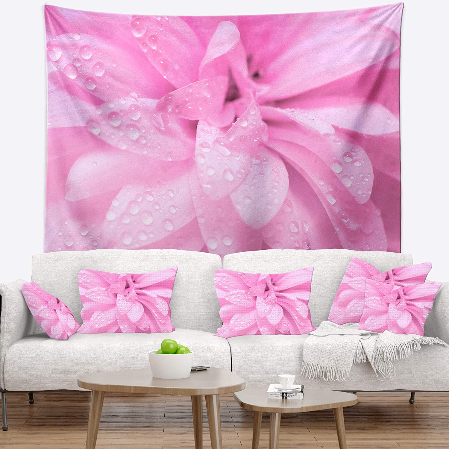 ArtWall Cora Nieles Pastel Appeelz Removable Graphic Wall Art 16 by 24