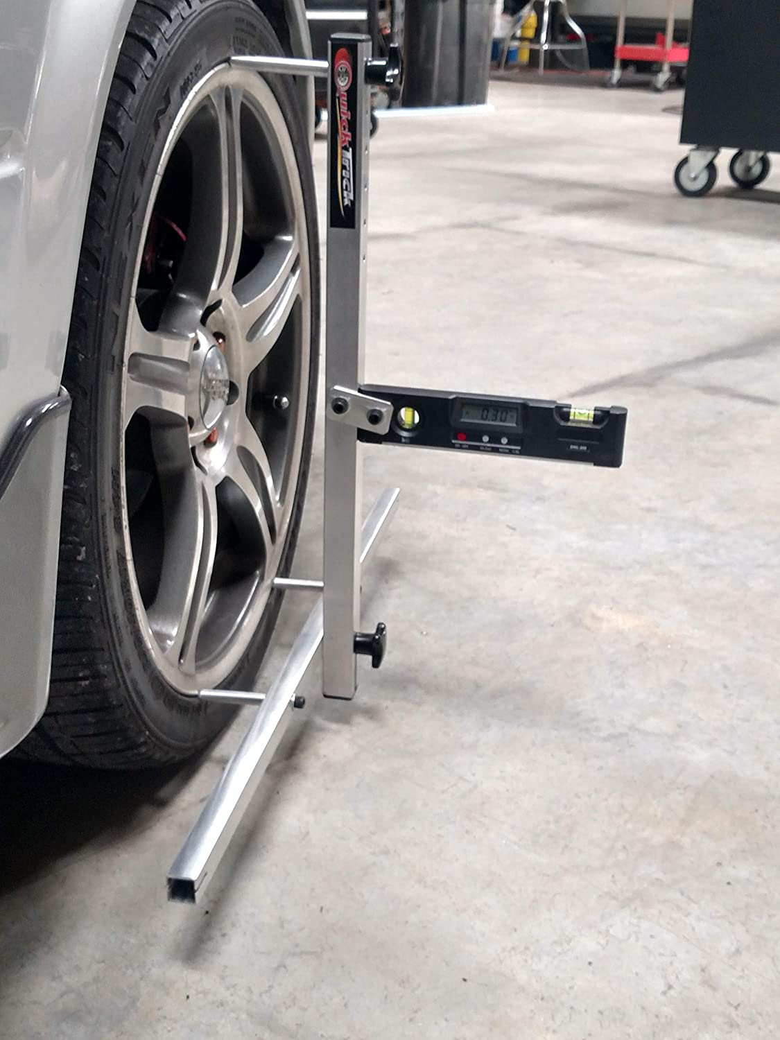 PMD Products Pair Wheel Alignment Turntable Turn Plates 10,000 Pounds Capacity w//Transition Bridge and Thrust Block