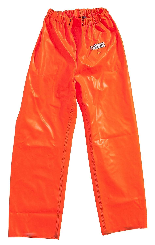 Ocean Classic Bundhose - Ölzeughose aus PVC auf Baumwollträger. DAS Ölzeug für den Profi