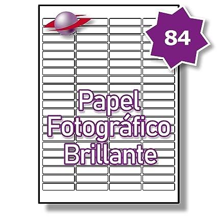 84 Par Hoja, 250 Hojas, 21000 Etiquetas. Label Planet ...