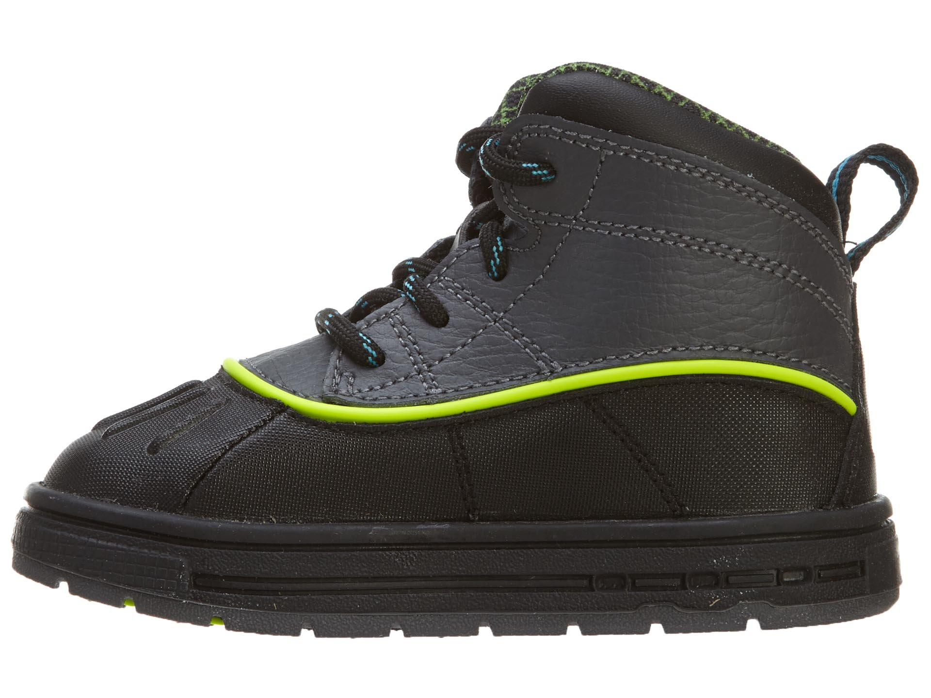 Nike Woodside 2 High (Td) Toddlers Boys/Girls Style: 524874-002 Size: 4 by Nike (Image #4)