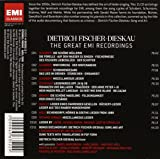 Dietrich Fischer-Dieskau: The Great EMI Recordings