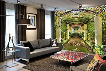 Envouge 3d Wallpaper Deer In Backyard Self Adhesive 6ft X 5ft For Living Room Bedroom Studyroom Kidsroom Amazon In Home Kitchen,Fractal Design Define 7 Atx Mid Tower Case